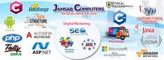 Jamsab Computers Pvt Ltd introduces new #Courses !!!  To Register contact at 8401853795