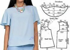 Amazing Sewing Patterns Clone Your Clothes Ideas. Enchanting Sewing Patterns Clone Your Clothes Ideas. Sewing Patterns Free, Clothing Patterns, Dress Patterns, Handmade Clothes, Diy Clothes, Sewing Dress, Sewing Blouses, Make Your Own Clothes, Sewing Techniques