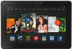 Win a Kindle Fire HD