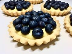Mini Tart, Coffee Break, Tea Time, Waffles, Cheesecake, Strawberry, Pie, Food And Drink, Cupcakes