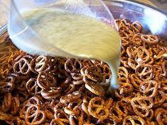ranch & dill pretzels