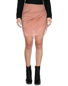 SEE BY CHLOÉ Women's Mini skirt Skin color 10 US