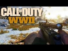 CALL OF DUTY WW2: MULTIPLAYER GAMEPLAY TRAILER