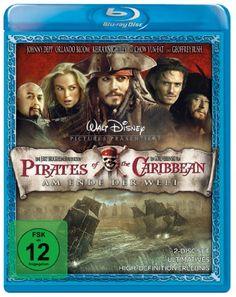 Fluch der Karibik 3 Am Ende der Welt * IMDb Rating: 7,0 (273.854) * 2007 USA * Darsteller: Johnny Depp, Geoffrey Rush, Orlando Bloom,