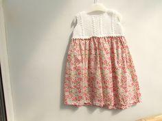 Girl's Liberty print Tana Lawn dress £22.00