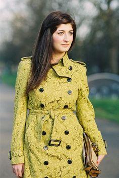 London Fashion Week AW 2013....Valentina