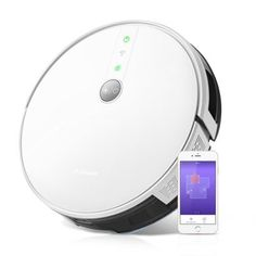 Buy Alfawise PRO Robot Vacuum Cleaner with Smart Mopping, sale ends soon. Be inspired: discover affordable quality shopping on Gearbest Mobile! Vacuum Cleaner Sale, Vacuum Cleaners, Cleaning Wood Floors, Gear Best, Smart Robot, Alexa Voice, Clean Machine, Recipes, Cleanser