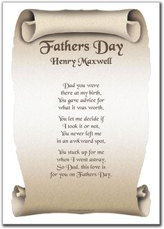 father's day date father's day wallpapers, happy father's day poems, happy father's day quotes Fathers Day Poems, Fathers Day Crafts, Valentine Day Crafts, Happy Fathers Day, Holiday Crafts, Amazing Quotes, Great Quotes, Funny Quotes, Dad Quotes
