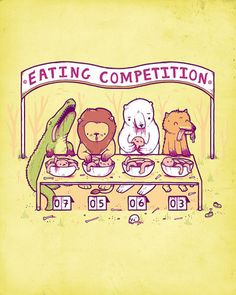 Eating Competition | Flickr - Photo Sharing!