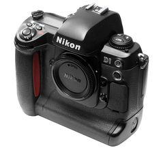 The Most Important Digital Cameras of All Time | P1999 Nikon D1