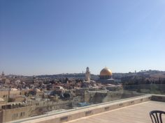 Travel to Jerusalem with Joanne Dannon