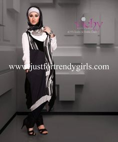 Egyptian hijab style summer 2013 | Just For Trendy Girls