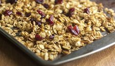 Homemade granola is cheap, healthy, and oh-so customizable. Get started with these simple, tasty recipes.