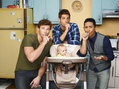 """So Jean-Luc Bilodeau has a new show about... something.  It's kind of hard to concentrate on """"plot"""" and all that."""