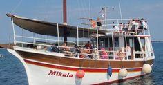 Der beste Ausflug per Schiff zum Kap Kamenjak - In Istrien