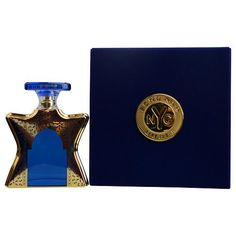BOND NO. 9 DUBAI INDIGO by Bond No. 9 EAU DE PARFUM SPRAY 3.4 OZ
