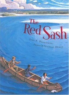 The Red Sash by Jean E. Pendziwol http://www.amazon.com/dp/088899589X/ref=cm_sw_r_pi_dp_ax-Avb0D7DRX8