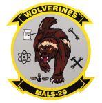 Marine Aviation Logistics Squadron 29, New River Marine Corps Base