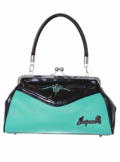TomDarling just bought me this FAB handbag! Cruisin Cutie Pin-Up Purse by Sourpuss   Purses  