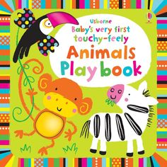 "Find out more about ""Baby's very first touchy-feely animals play book"", write a review or buy online."