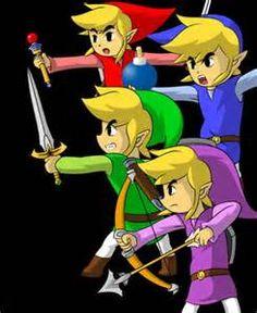 zelda four sword image - Bing Images
