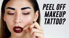 Peel Off Lip & Eyebr