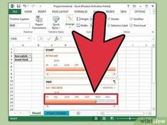 Image titled Create a Timeline in Excel Step 13