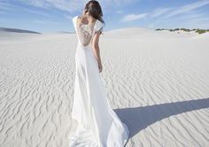 2015 Wedding Dresses by Rembo Styling! Rembo Styling is a Belgian bridal brand with a fresh, modern and relaxed look for the contemporary bride. A Rembo Styling gown would not look out of place in the bohemian setting of a barn or glamping site, but can also add a relaxed air to a more formal […]