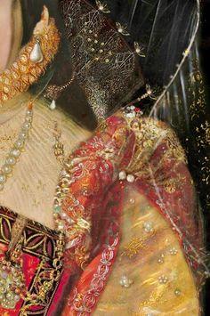 Marguerite de Valois, Queen of France, Queen Margo  - Click to enlarge