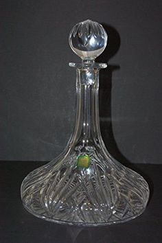 Waterford Crystal Brookside Ships Decanter  - Now Just $295.00 http://www.amazon.com/dp/B018UKGBF4/ref=cm_sw_r_pi_dp_BF2Owb1XKC50D