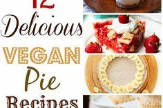 12 Delicious Vegan Pies