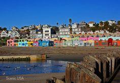 Capitola Beach, CA