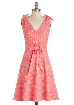 Birthday in Bermuda Dress, #ModCloth