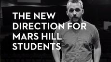 Pastor Adam Ramsey shares the exciting news of what is happening in Mars Hill Church's student ministry, including the transformation of the lives of our young people and the launch of RED.