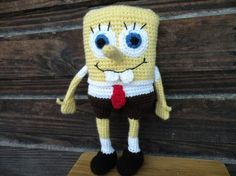 PDF  Spongebob Squarepants  124 inches by siemprejosefina on Etsy, $5.00