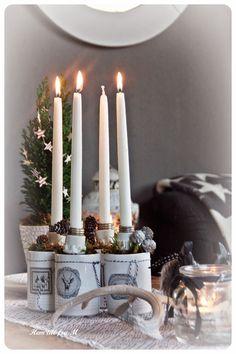 Hem till fru M: Tredje advent