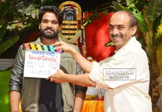 Kalahasti movie launch http://www.idlebrain.com/news/functions1/muhurat-kalahasti.html