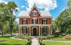 Gothic Revival | Property Style | Old Houses For Sale and Historic Real Estate Listings