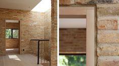 Ny villa i Farum Bricks, Beautiful Homes, Villa, Interiors, Architecture, Room, House, Inspiration, Lily