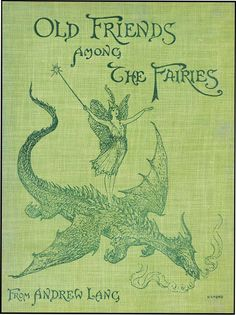 Old Friends Among The Fairies ~ 1926