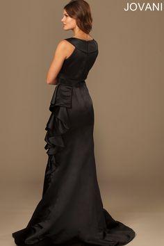 Jovani 98942 Evening Dress Scoop Neckline