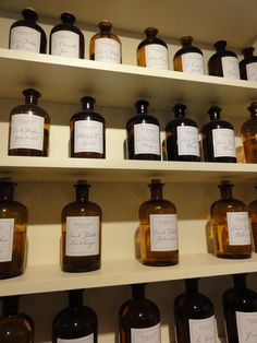 The famous Fragonard Perfumery in Grasse, France.