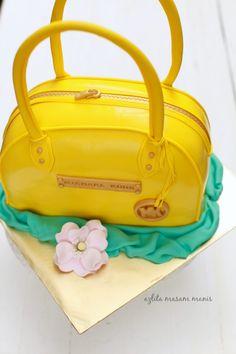 Michael Kors MK handbag cake - masam manis                                                                                                                                                                                 More