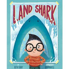 "This is my favorite new children's book. Beth Ferry's ""Land Shark"" is fantastic."