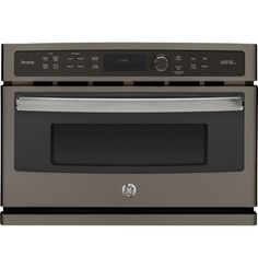 Ge Psb9100f Profile 27 Inch Wide 1 7 Cu Ft Built In Microwave With