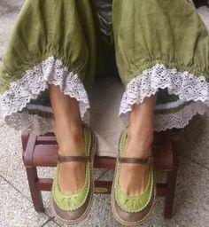 prachtige schoenen