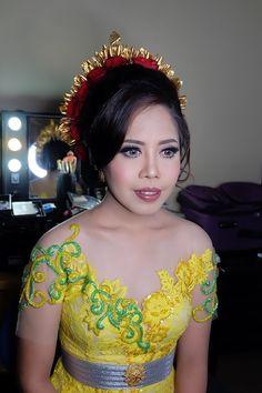 Balinese Ngidih Day. Makeup by nungkyribkamua