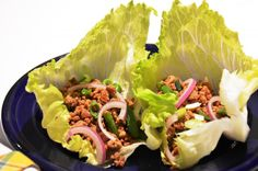 San Choy Bow, Ginger, Garlic & Thai Seasoning: This dish is perfect for the family dinner, the kids will love it.