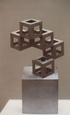 Image result for cubic sculptures