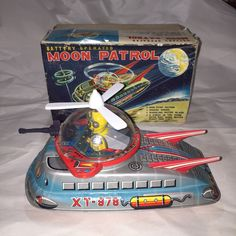 TPS Moon Patrol. Battery operated Toy 60s/ebay